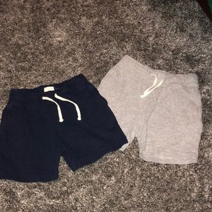 Lot of 2 CrewCuts Factory comfy shorts